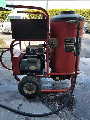 Steam Cleaner Pressure Washer 275,000 BTU