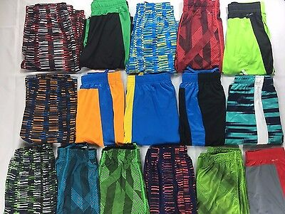 Boys Nike Dri Fit Polyester Shorts