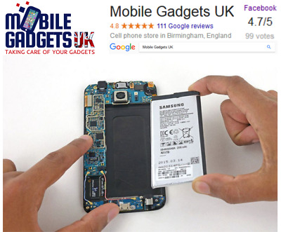 Battery Replacement Repair Service For Samsung Galaxy S6 s6 edge S7 s7 edge