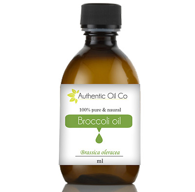 Broccoli seed oil  ~ Virgin ~ Organic