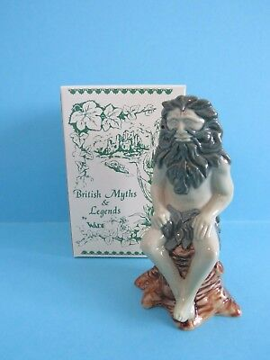 WADE GREEN MAN BRITISH MYTHS & LEGEND, COME WITH BOX *Mint Condition*