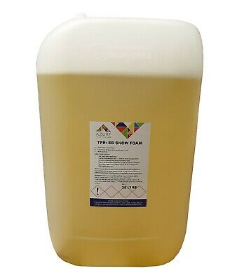 Azure Snow Foam Traffic Film Remover TFR & Degreaser Super Thick - 25L