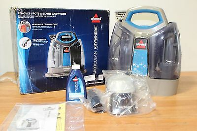 Bissell BISSELL SpotClean Anywhere Portable Carpet Cleaner, 97491