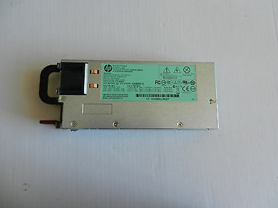 Hp Power Supply 1200W  For Hp Dl580 G7 498152-001, 490594-001, Hstns-Pl11
