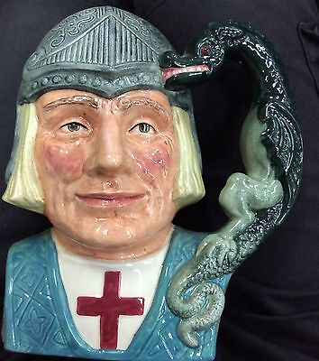 1967 Royal doulton - St George