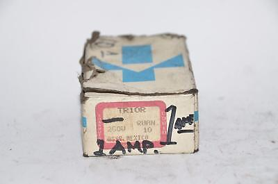 Lot of 10 Gould BUSS FUSETRON FRN-R-1 250V DUAL ELEMENT, TIME DELAY FUSE