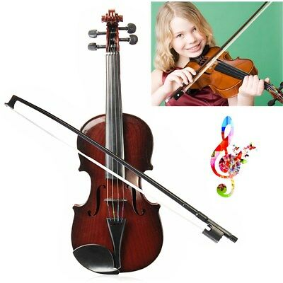 Adjustable String Musical Beginner Kids Instrument Simulation Violin Practice