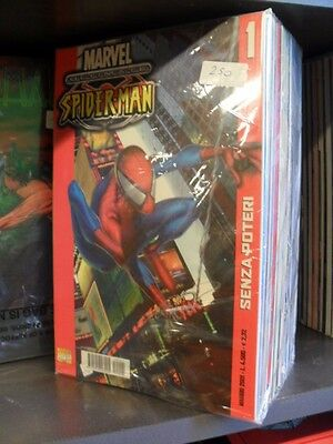 Ultimate Spiderman 1/71 - Serie completa - Panini Comics - Nuovi!