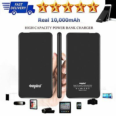 20000mAh External Portable Battery Charger Power Bank for Smart Phone iPhone 7 6