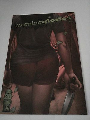 Morning Glories Issue 19