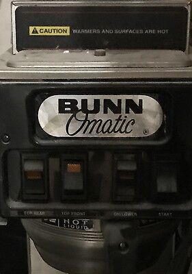 Bunn - 12 Cup Automatic Coffee Brewer/ Stf-15