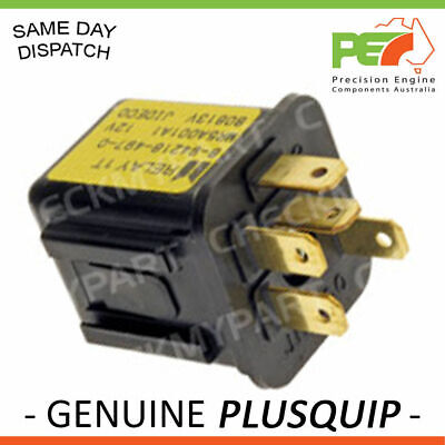 New * PLUSQUIP *  Heater Blower Motor Relay For HOLDEN RODEO KB