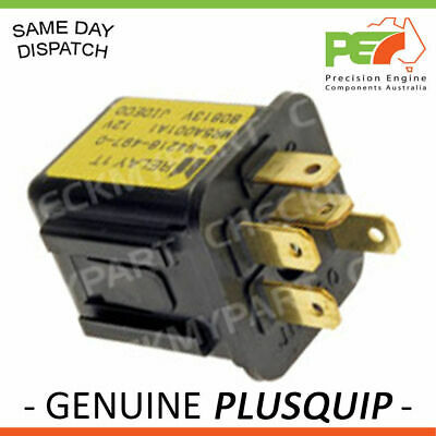 New *PLUSQUIP* Heater Blower Motor Relay For HOLDEN RODEO KB 2D Ute RWD