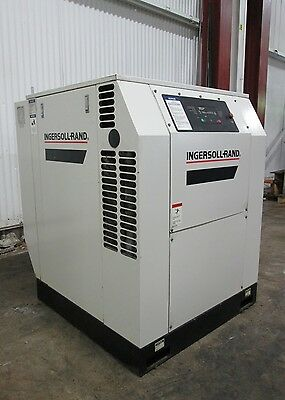 Ingersoll Rand 40-HP Rotary Screw Type Air Compressor - Used - AM16025