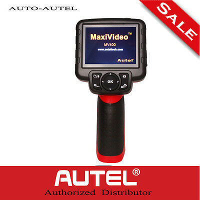 Autel Maxivideo MV400 8.5mm Videoscope Car Digital Borescope Inspection Camera