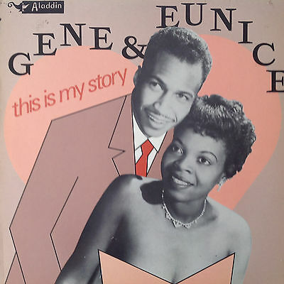 Gene And Eunice – This Is My Story   (Vinyl LP)