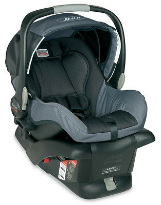 Bob / Britax B-Safe Infant Car Seat in Revolution Black Brand New!!