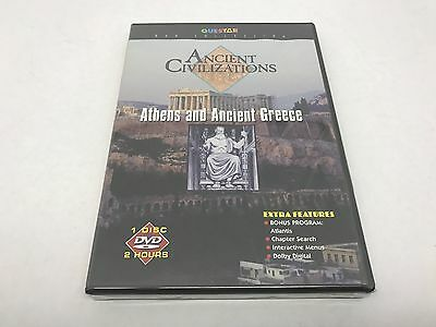 Questar Ancient Civilizations Athens And Ancient Greece - BRAND NEW