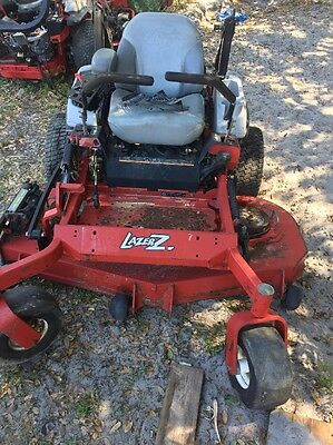 "TWO Exmark Lazer Z 60"" Zero Turn Mower X Series LZX749EKC606 FOR PARTS"
