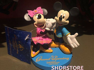 Shanghai Disneyland Disney Park Resort Grand Opening Toy Figurine