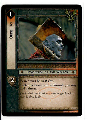 LOTR 18C74 Misprint Card Treachery & Deceit TCG CCG Lord of the Rings card