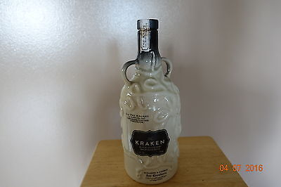 Kraken Rum 750ml Bottle,White