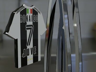 Juventus - PERSONALISED Acrylic Fridge Magnet