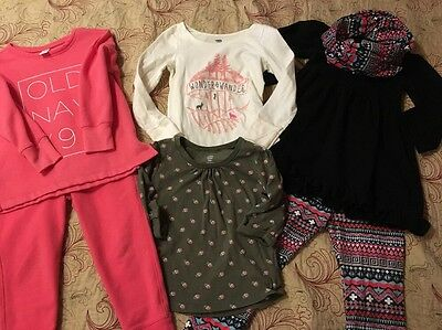 Girls Lot Size 5 Lot Old Navy