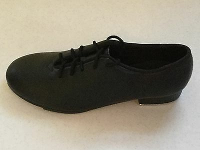 So Danca TA05 Black Lace-Up Oxford DANCE TAP SHOES - All Sizes - (NIB)