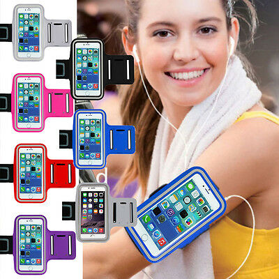 Sports Running Jogging Gym Armband Arm Band Case Cover Holder For Mobile Phones