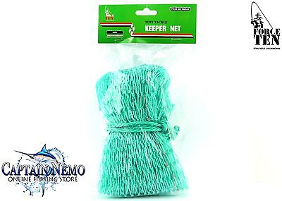 Live Bait Fish Keeper Net Fish Keep Net Force Ten Tackle Fishing Nets M4536