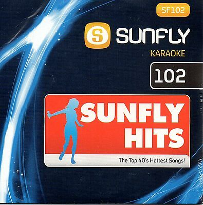 Sunfly Hits Karaoke Disc Vol 102 - Country Hits ft Dolly Parton, Tammy Wynette