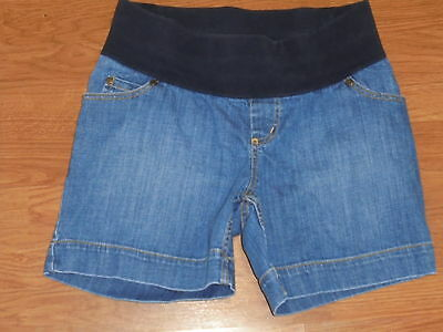 Liz Lange Maternity denim shorts size XS