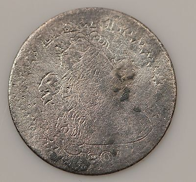 1807 Draped Bust Silver Dime, Heraldic Eagle Reverse *G82