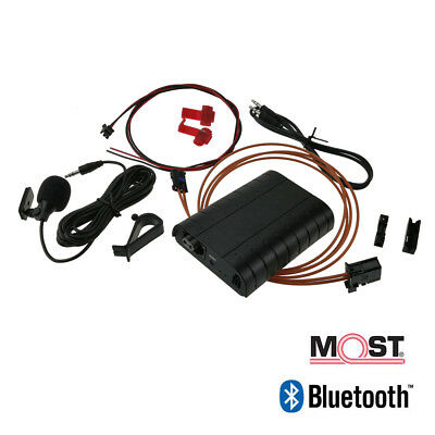 Bluetooth A2DP USB AUX adapter für BMW E60 E61 E63 E64 E70 E71 i-Drive CCC