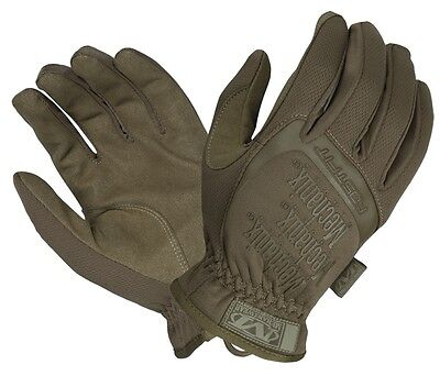 Mechanix Wear® Fastfit Handschuhe Tactical Allround Army coyote Gloves L Large