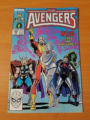 The Avengers #294 ~ NEAR MINT NM ~ (1988, Marvel Comics)