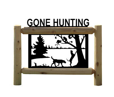 Racoons-Dogs-Coon Hunting-Clingermans Log Signs #dog152418