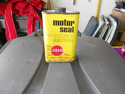 Vintage Unopened Motor Seal Can