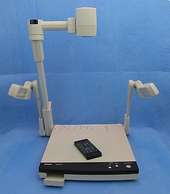 EPSON ELPDC04 High-Resolution Desktop Document Presentation Flatbed Camera