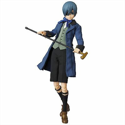 Medicom Toy Black Butler Book of Circus Ciel Phantomhive Real Action Hero Figure