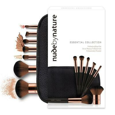Nude By Nature Essential Collection Brush Set 7 Piece Kit