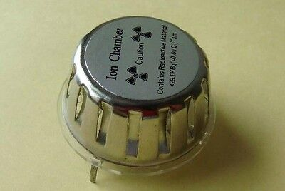 Ion smoke sensor  NIS-07   Radio isotope Am-241