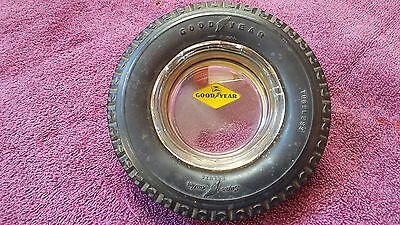 Vintage Goodyear Tire Ashtray Advertising #2