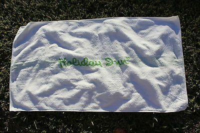 Vintage Holiday Inn Bath Towel