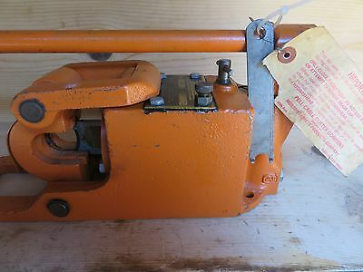 """Pell Cable Cutter  1 1/8""""   Hydrashear"""
