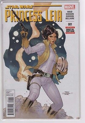 Star Wars Princess Leia #1,2,3,4,5 Complete Marvel Comics