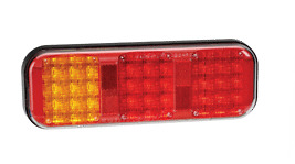 NEW NARVA 9-33 Volt LED Rear Stop/Tail and Direction Indicator Lamp 94202