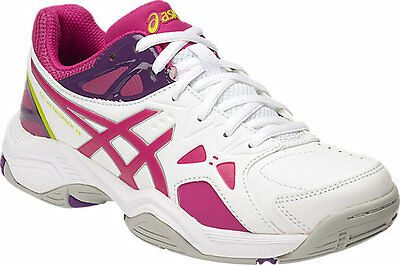 Asics Gel Netburner 18 GS Kids Netball Shoe (0121)