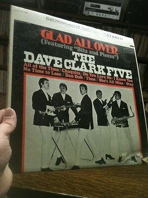 The Dave Clark Five - Glad All Over / Vinyl LP / BN 26093